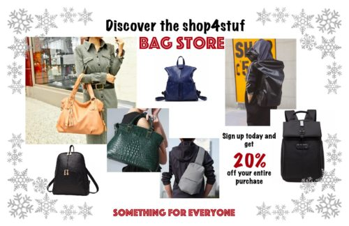 Shop4Stuf.com Handbags and Backpacks